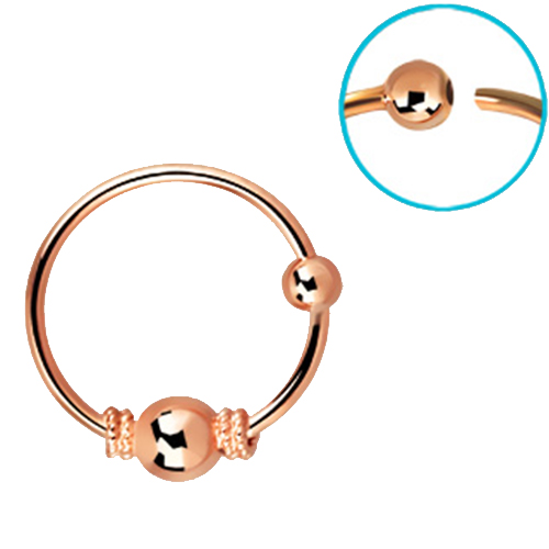 BRAND NEW Rose Gold Nose Rings