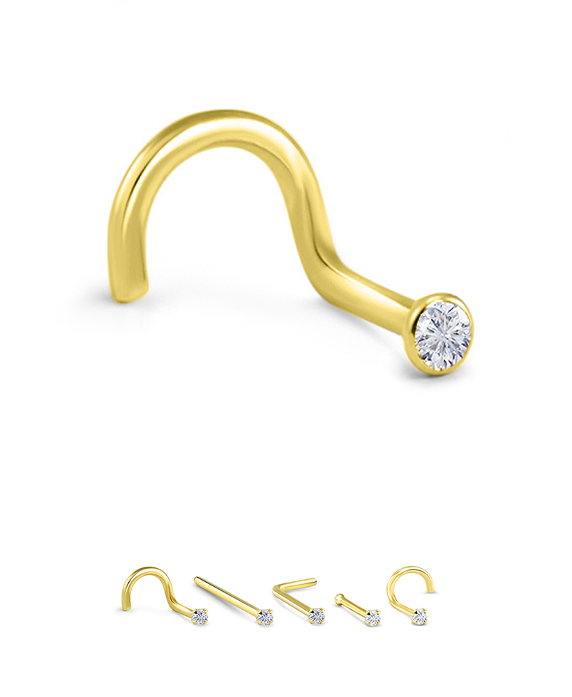 1000 Styles Nose Jewelry Largest Selection On The Web Nose