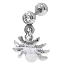 **BLOW OUT SALE** Ear Cartilage Piercing Jewelry Spider