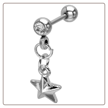 **BLOW OUT SALE** Ear Cartilage Jewelry Star