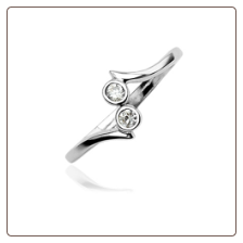 925 Sterling Silver Toe Ring