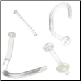 Nose Ring Retainers