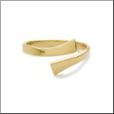 14KT Gold Toe Ring