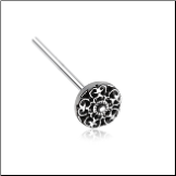 316L Surgical Steel Kali Filigree Nose Stud Choose Your Style 20G