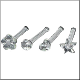 **BLOW OUT SALE** Bioflex Nose Stud Retainer -Choose Your Design 20G