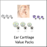 Value Packs - Ear Cartilage