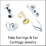 Fake Ear Jewelry